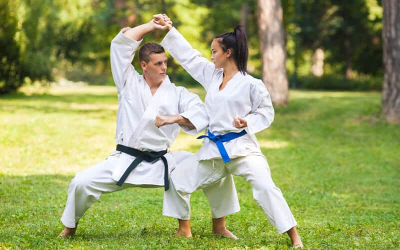 Martial Arts Lessons for Adults in Arvada CO - Outside Martial Arts Training