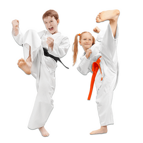 Martial Arts Lessons for Kids in Arvada CO - Kicks High Kicking Together