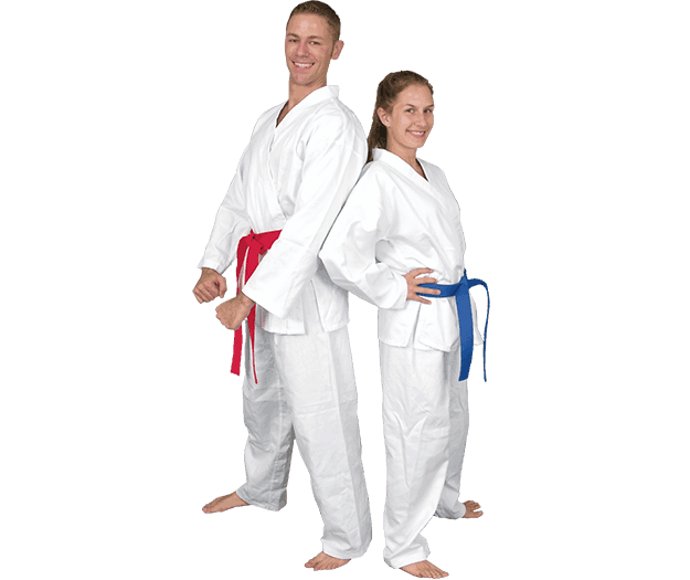 Martial Arts Lessons for Adults in Arvada CO - Man and Women Adult Program Banner