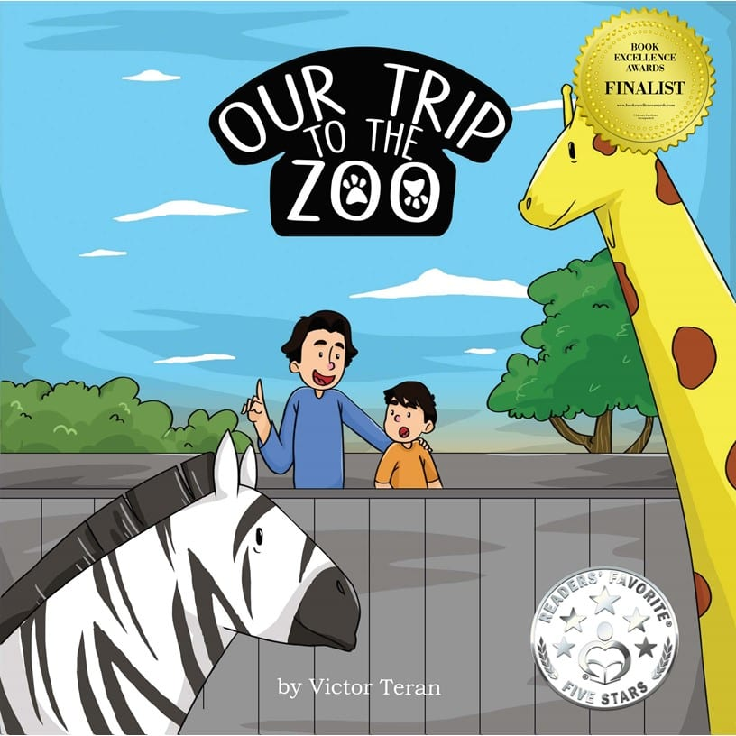 CERTIFICATE OF NOMINATION 2020 'OUR TRIP TO THE ZOO'