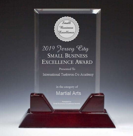2019 JERSEY CITY SMALL BUSINESS EXCELLENCE AWARD