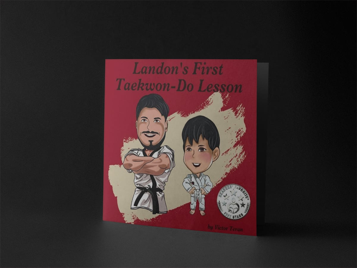 VICTOR TERAN'S CHILDREN BOOKS RECEIVES 5 STARS