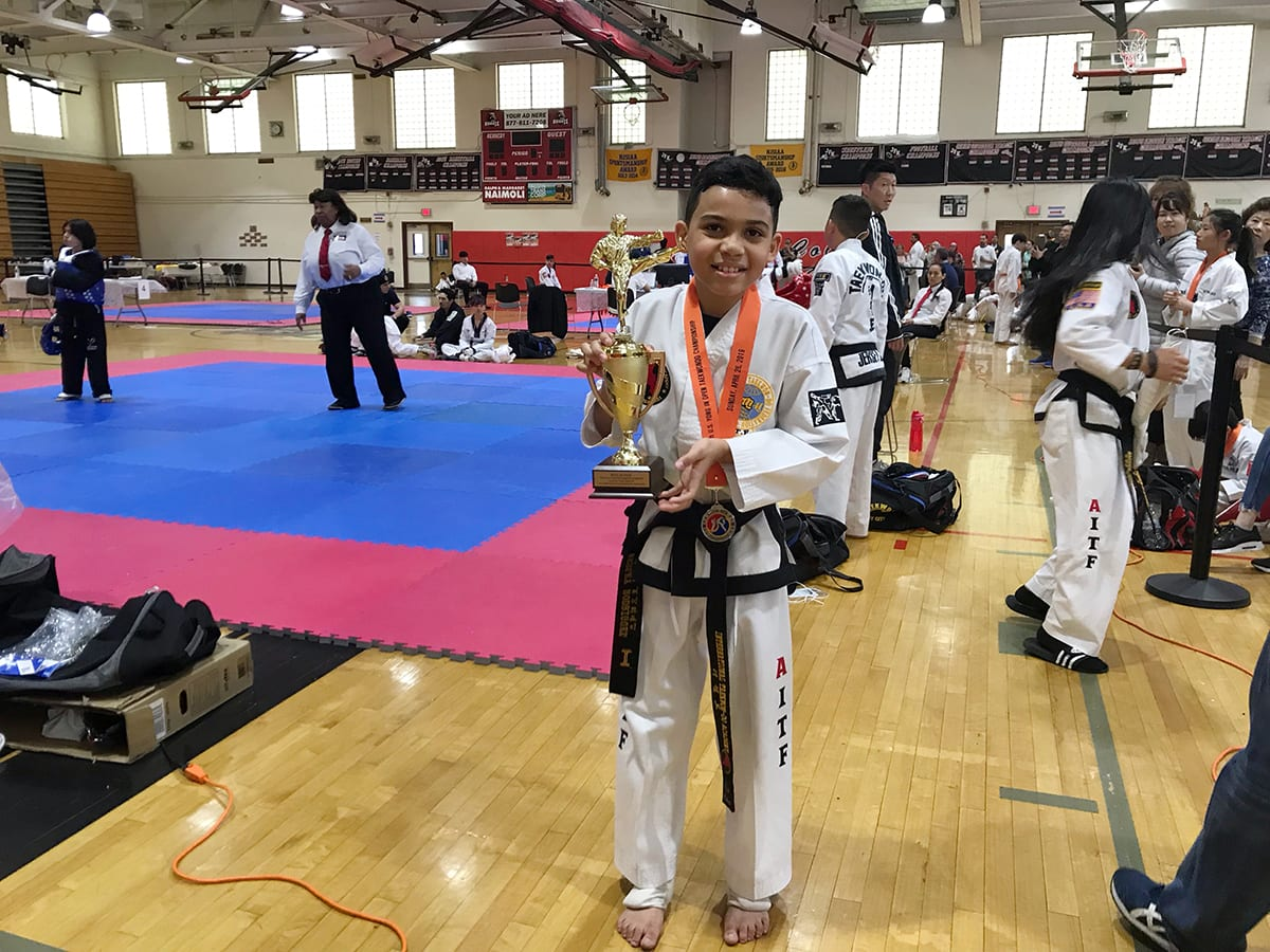 2019 USA TAEKWON-D0 NATIONAL CHAMPIONSHIP – FUNDRAISER